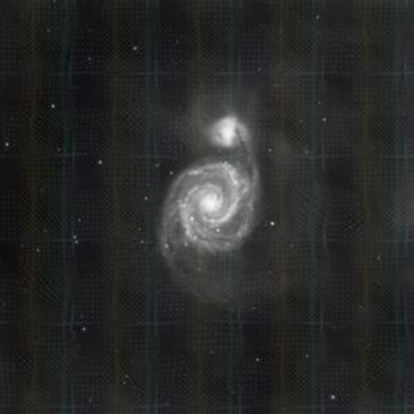 Whirlpool Galaxy Light